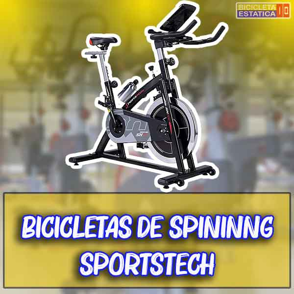Mejores bicis spinning Sportstech